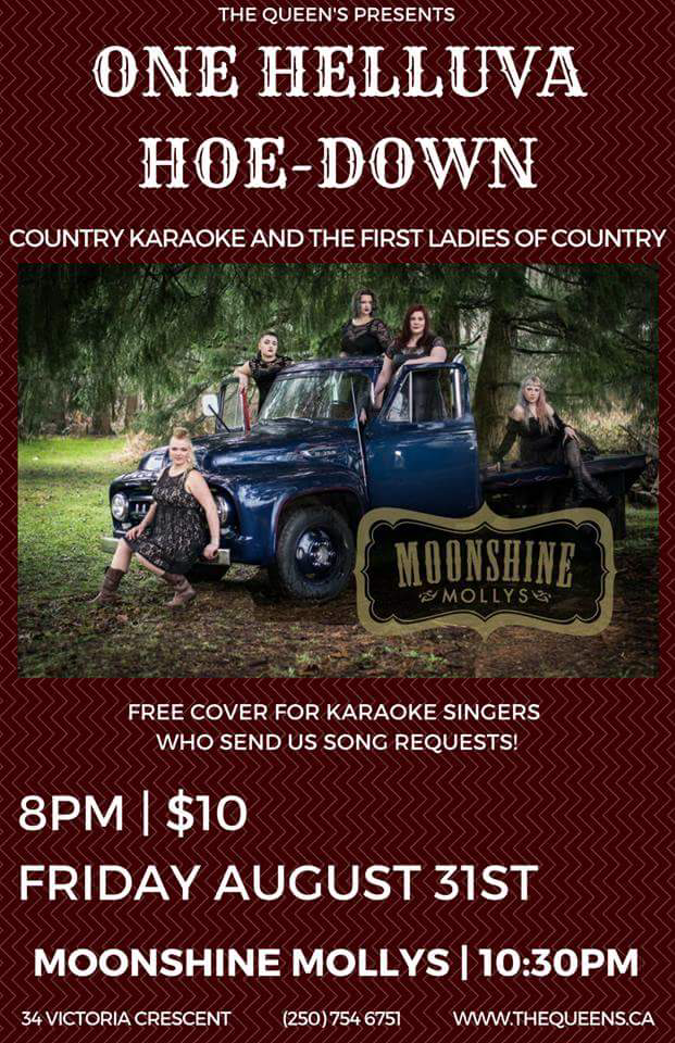 One Helluva Hoe-Down with Moonshine Mollys – Moonshine Mollys Country